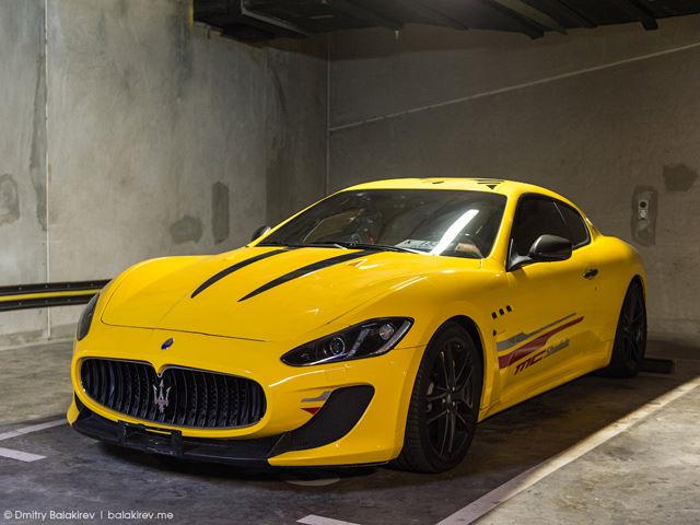 Step Inside A Dubai Parking Garage And This Is What You'll