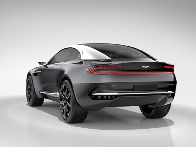 Should Aston Make The Dbx A 5 Door Crossover Carbuzz