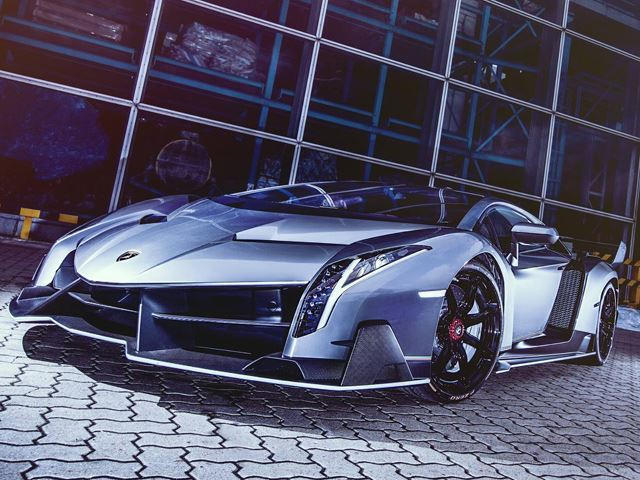 10 Awesome Cars That Can Be Yours When You Win The Lottery | CarBuzz