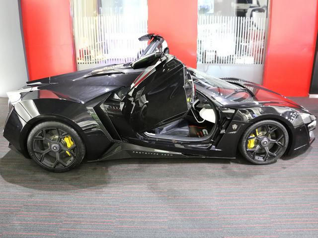 Why Is Nobody Buying The Lykan Hypersport? | CarBuzz