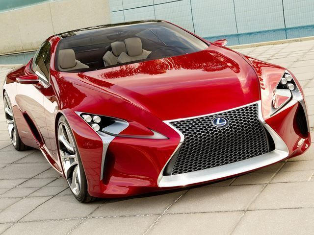 Is This Worthy Of Being A Lexus Lfa Replacement Carbuzz