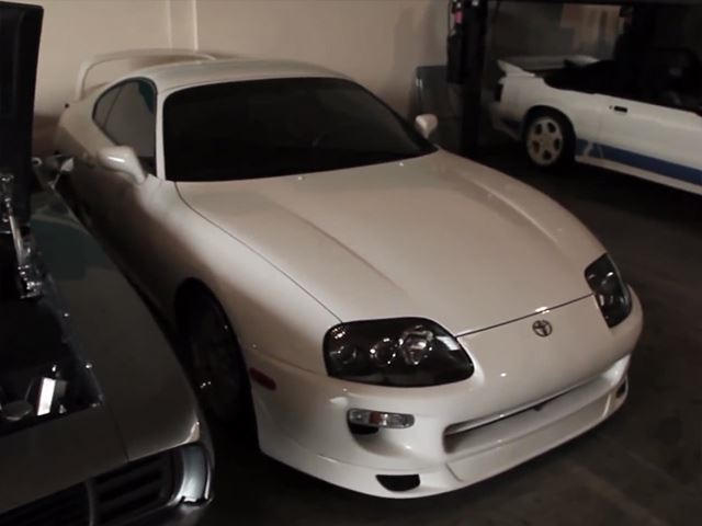 Over 30 Of Paul Walker's Cars Were Stolen Within 24 Hours Of