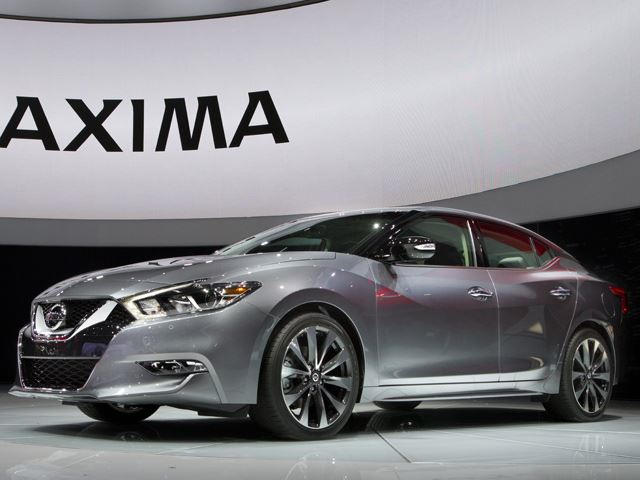 2016 Maxima Nismo >> A Nissan Maxima Nismo Oh Hell Yeah Carbuzz