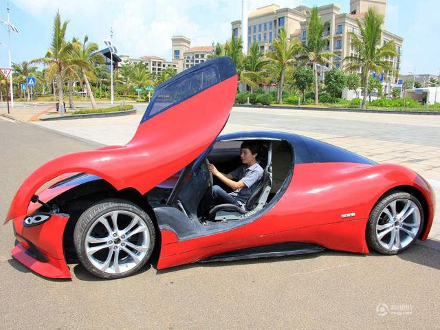 Build Your Car >> How To Build Your Dream Car Out Of Fiberglass When You Can T Afford