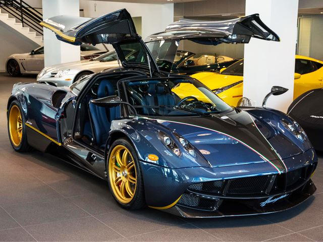 Pagani Huayra For Sale >> This One Off Pagani Huayra 730s Is Officially Up For Sale