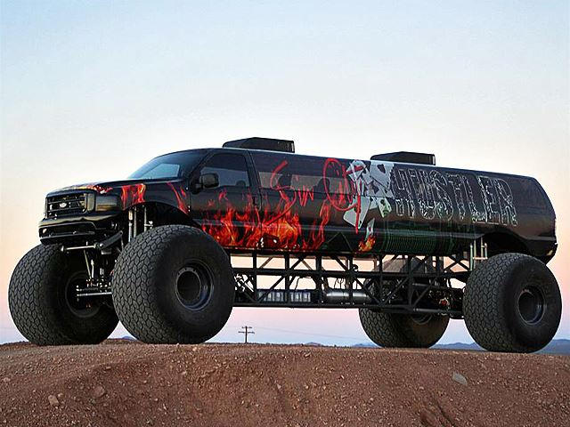 Monster Truck For Sale >> Why Is This One Off 1 Million Monster Truck Still For Sale