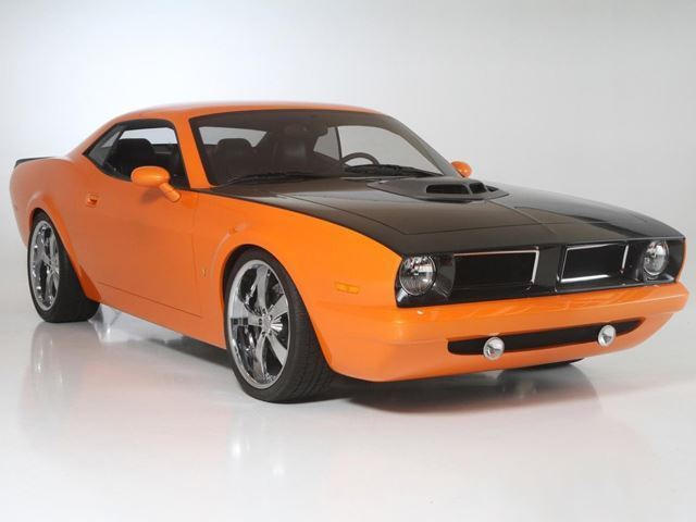 Dodge Barracuda 2015 >> The New Dodge Barracuda Will Be A Smaller Challenger And Could Offer