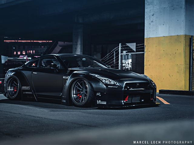 Is This The Most Badass Looking GT-R You've Ever Seen ...