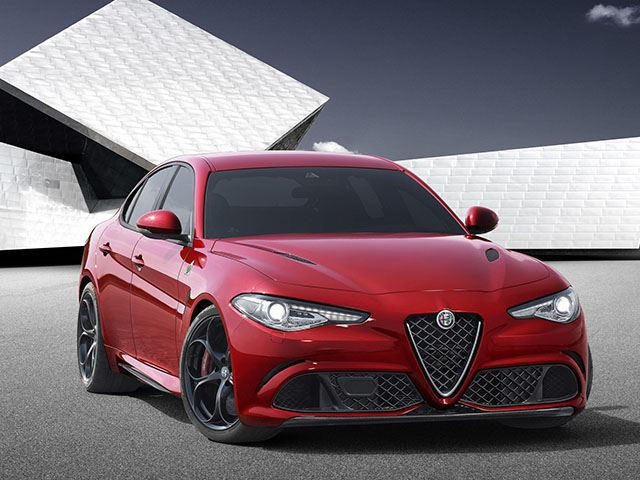 Alfa Giulia Qv >> Alfa Romeo S Giulia Qv Is Quicker And Prettier Than The Bmw
