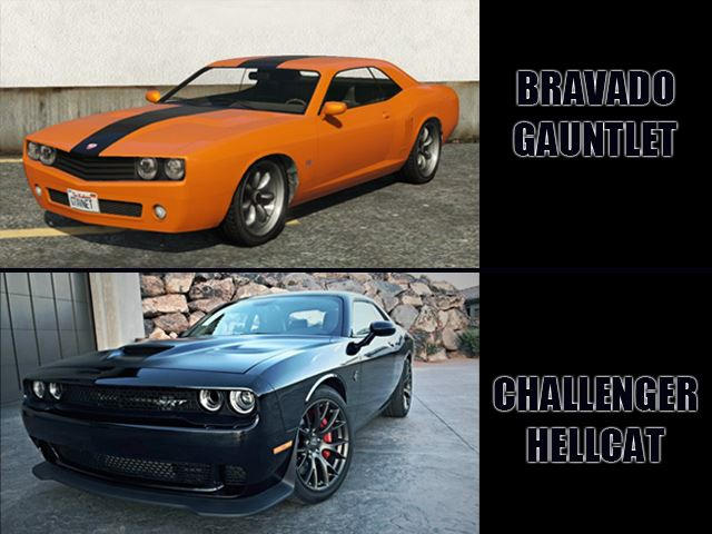 7 Amazing Grand Theft Auto Cars You Can Drive In Real Life | CarBuzz