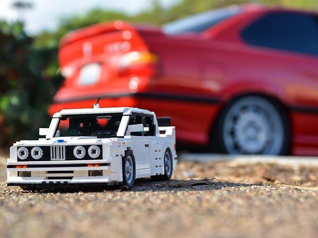 BMW Needs To Make Sure This Lego E30 M3 Becomes A Reality