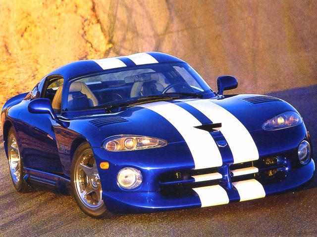 Dodge Ditched The 96 Viper S Side Exhausts Because They Cooked
