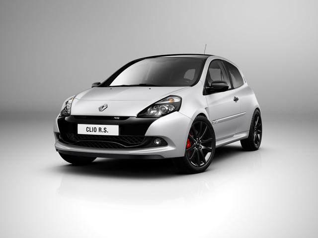 Renault Clio RS 200 Angel and Demon Edition | CarBuzz