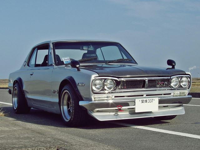 Nissan Skyline GT-R Legacy: The Beginning Is Probably Not