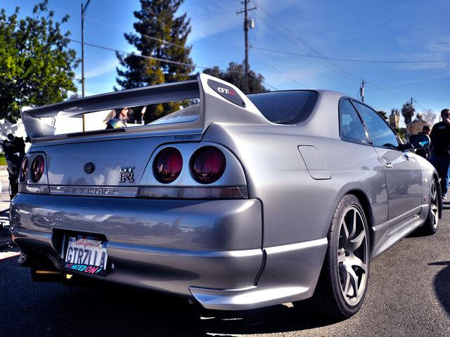 Nissan Skyline GT-R Legacy: The R33 Had One Hell Of A Heavy