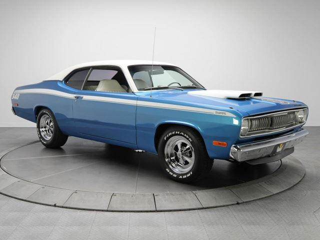 Forgotten American Muscle: Plymouth Duster 340 | CarBuzz