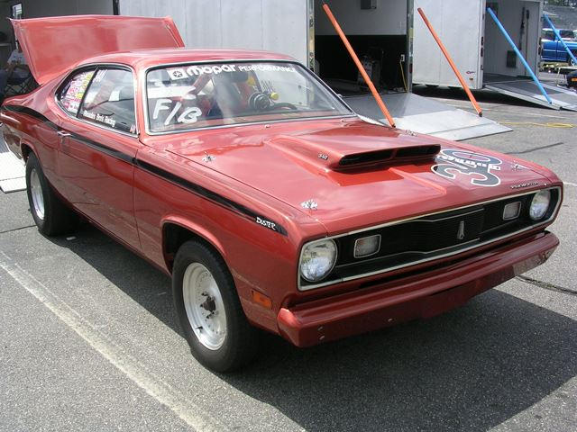 Forgotten American Muscle: Plymouth Duster 340   CarBuzz