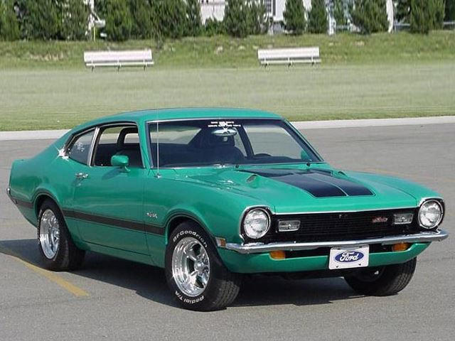 Ford Muscle Cars >> Forgotten American Muscle Ford Maverick Carbuzz