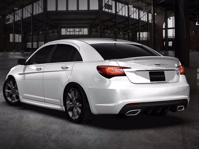 The Chrysler 200 Has Some Surprisingly Powerful ...