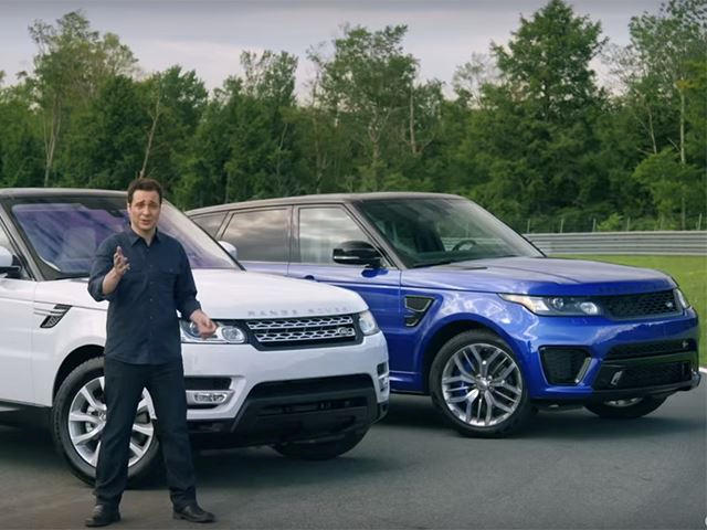 Jaguar Land Rover Has A New Spokesperson To Say How Cool Its