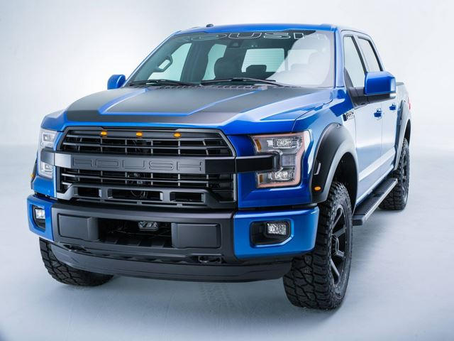 Is This Blue Flame Metallic Roush F 150 The Perfect Truck