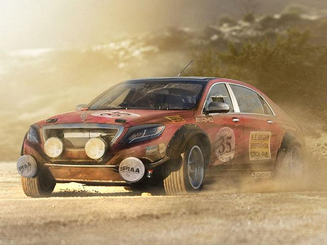 Would Modern Versions of Legendary Rally Cars Look Like This