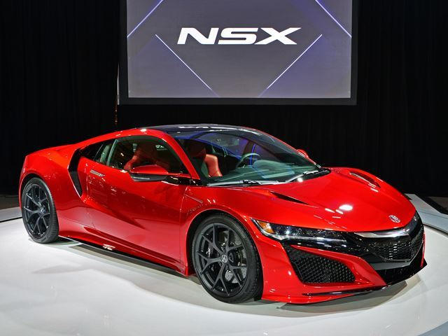 Someone Is Already Trying To Sell A New Acura Nsx On Craigslist