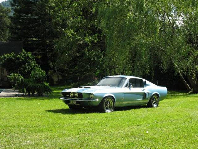 This 1967 Shelby GT500 Has To Be The Manliest Car To Ever Hit