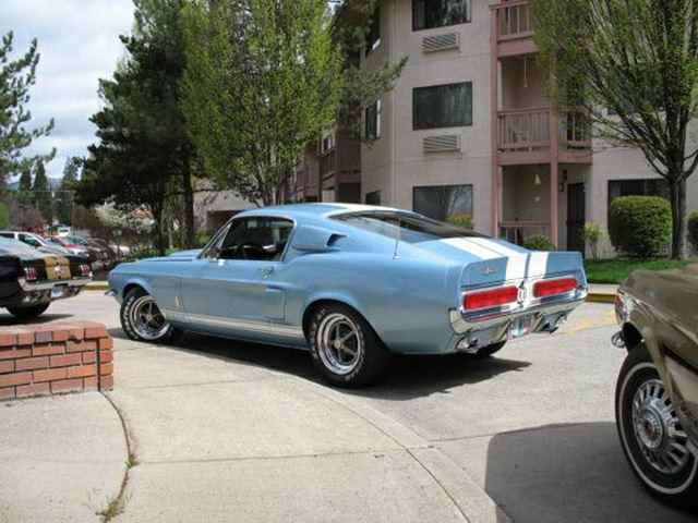 This 1967 Shelby GT500 Has To Be The Manliest Car To Ever