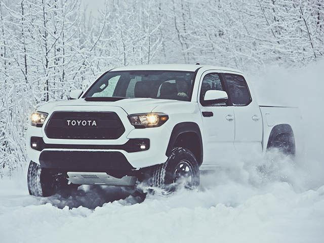 The Toyota Tacoma TRD Pro Is The GTR Of Off-Roading | CarBuzz