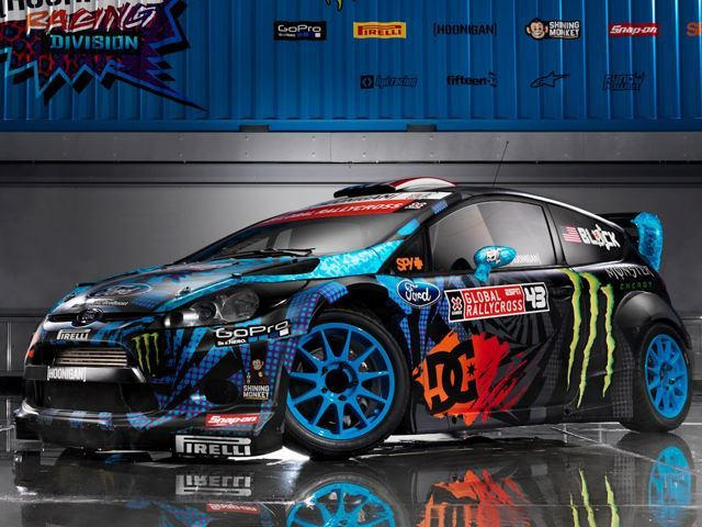 Forget Track Days: Buy Ken Block's Rally-Ready Ford Fiesta