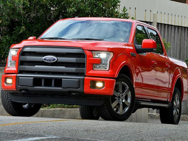 Most Profitable Cars Of All Time: The Ford F-150 | CarBuzz