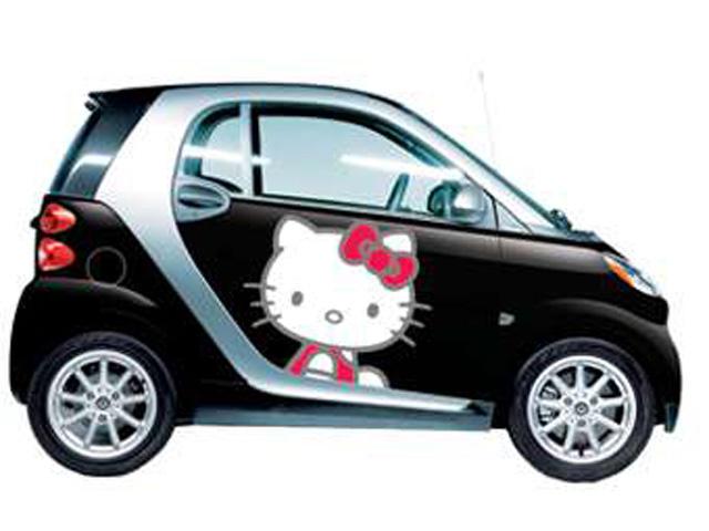 Crazy Smart Car Customizations Carbuzz