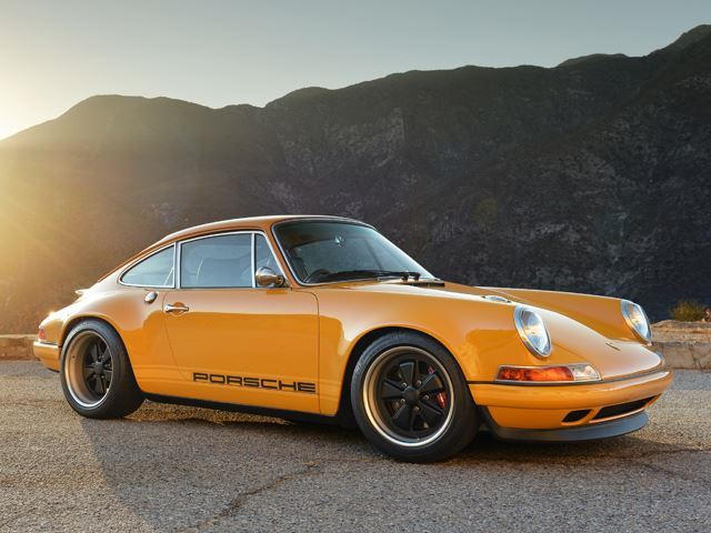 Ponder This Buy A New Porsche 911 Or A 911 Modified By