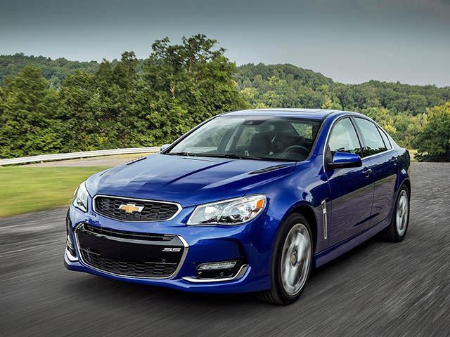 Why The Chevy SS Is The Most Underrated Car Of Our Time