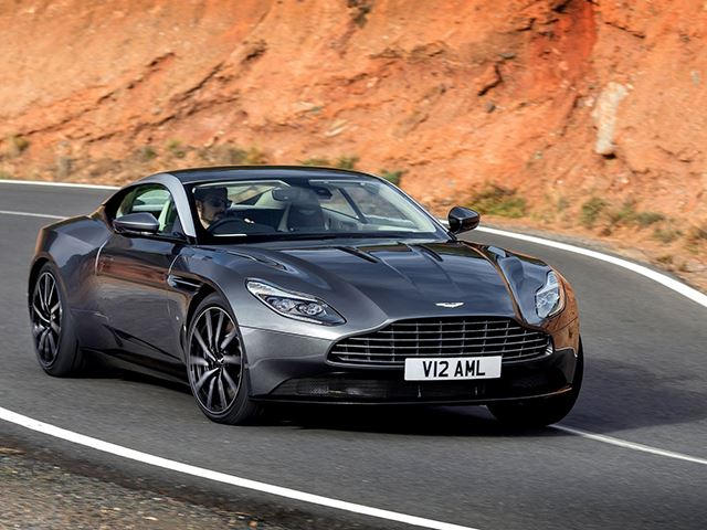 Here Are The Things You Might Want To Know About The Aston Martin Db11 Carbuzz
