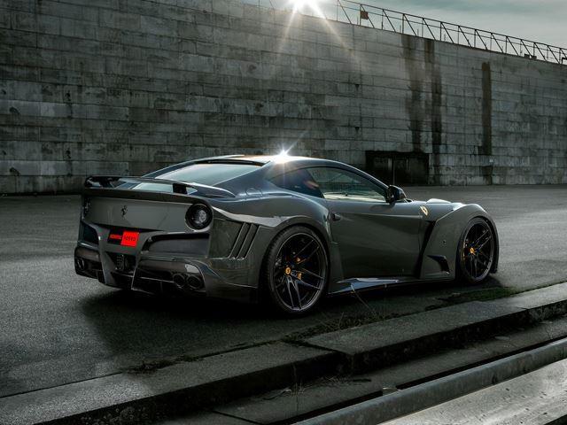 The Novitec Rosso N Largo S Is The Most Extreme Ferrari F12 Money