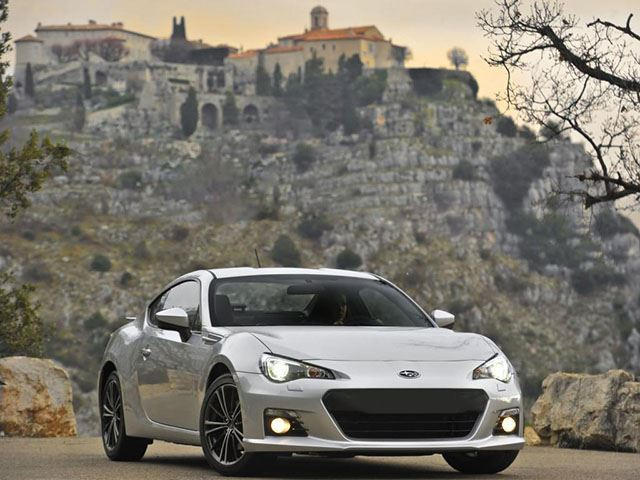 You Won't Believe What's Powering This 104 MPG Subaru BRZ | CarBuzz