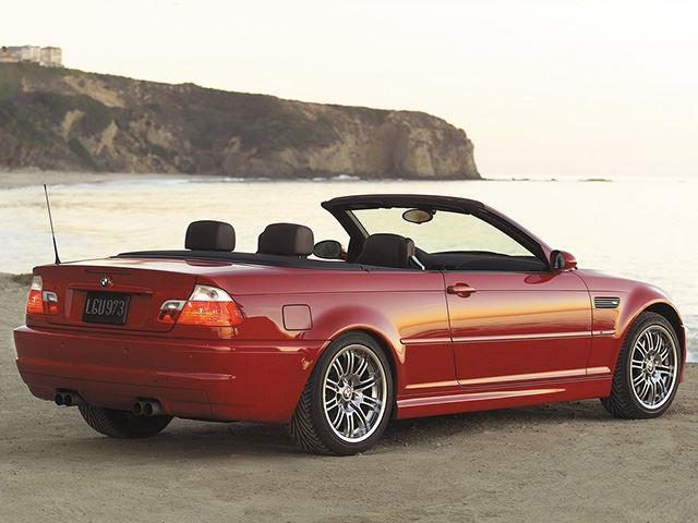 Convertible BMW M Cars Will Be Future Collectibles, But It