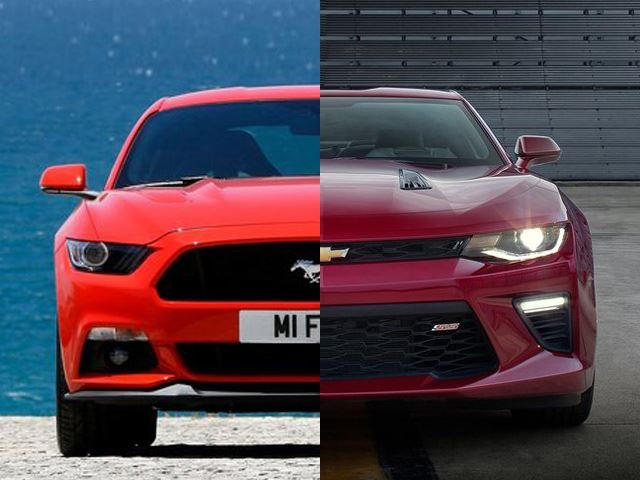 What Does Camaro Mean >> The Mustang Is Named After A Plane Or Horse But What The Hell Does