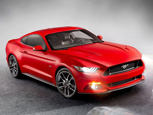 Cue The Mustang Memes Because Ford Has Just Issued A Huge
