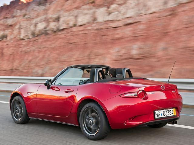 No, Mazda Won't Add A Turbo To The MX-5 But It Might Make It