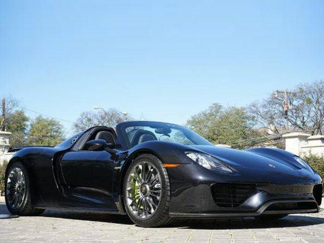 The Porsche 918 Spyder Has Finally Made Its Way To