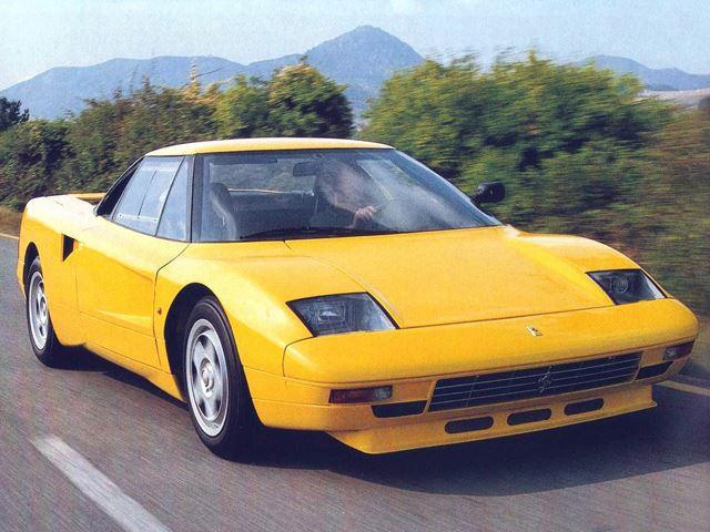 Did Ferrari\u0027s First All,Wheel Drive Supercar Become The