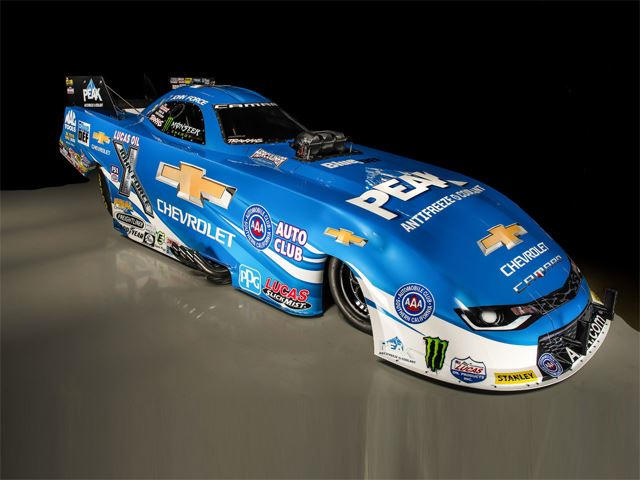 10,000-HP Chevy Camaro Will Hit 330 MPH In 4 Seconds | CarBuzz