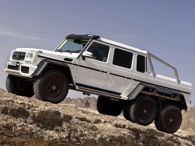 Mercedes 6X6 For Sale >> These Are The Things Most People Don T Know About The