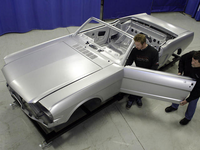 Build Your Own Ford >> Build Your Own Brand New 1965 Ford Mustang Convertible Carbuzz