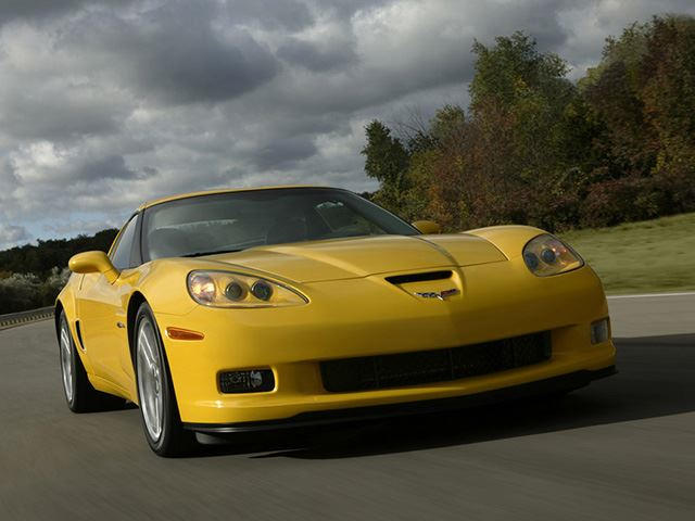 The C6 Corvette Z06 Is Now Very Cheap But Should You Get