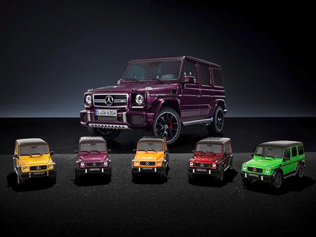 Can't Afford A Mercedes G-Wagon? This Is The Next Best Thing