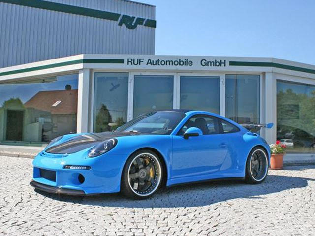 It Is Now Even Easier To Buy A Ruf,Tuned Porsche